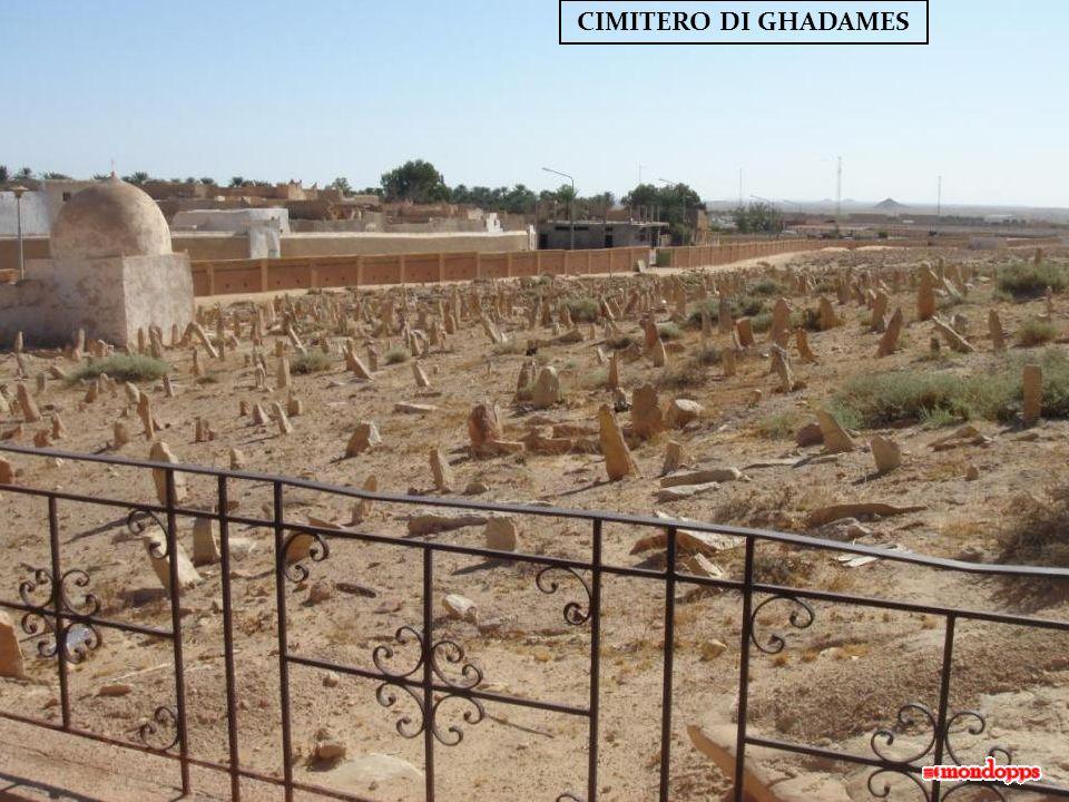 CIMITERO DI GHADAMES