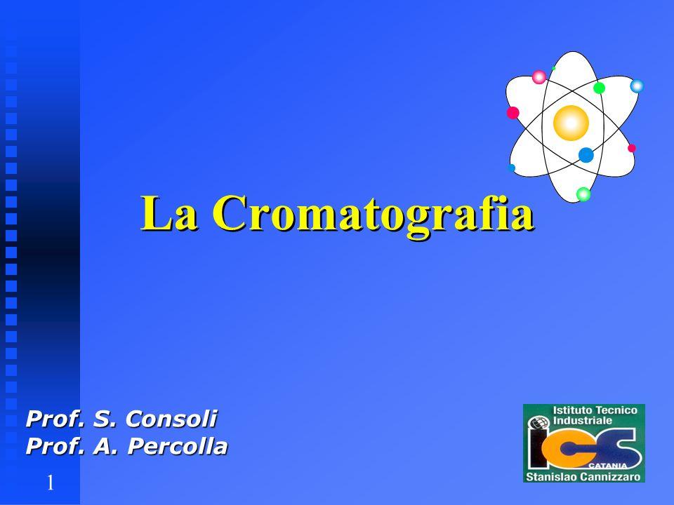Prof. S. Consoli Prof. A. Percolla
