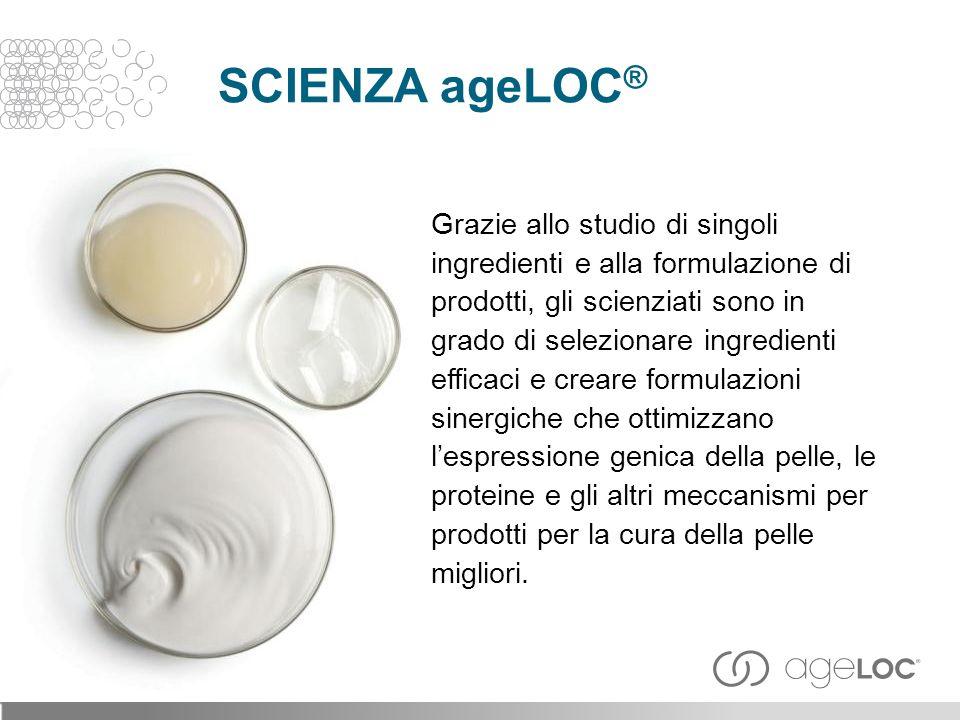 SCIENZA ageLOC®