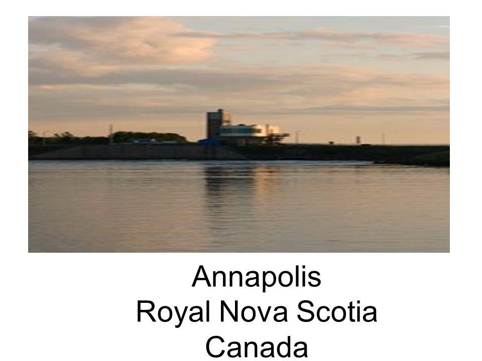 Annapolis Royal Nova Scotia Canada