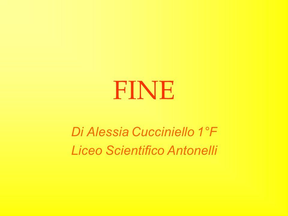 Di Alessia Cucciniello 1°F Liceo Scientifico Antonelli