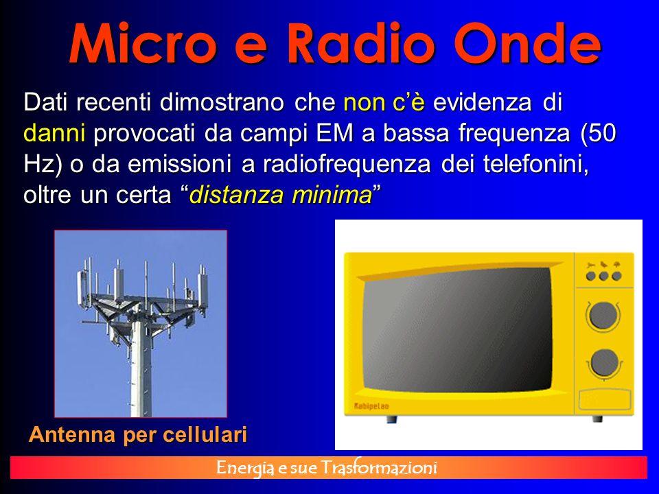 Micro e Radio Onde