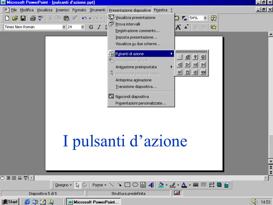 I pulsanti d'azione http://www.gaspareonline.it/