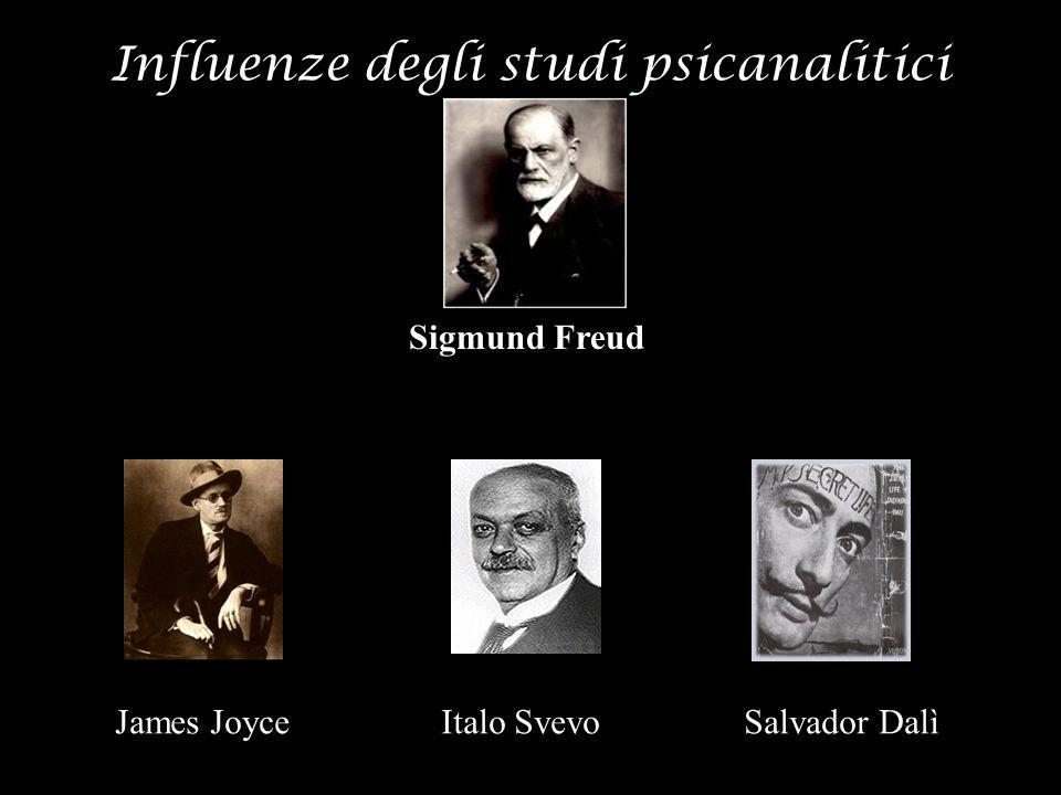 Influenze degli studi psicanalitici