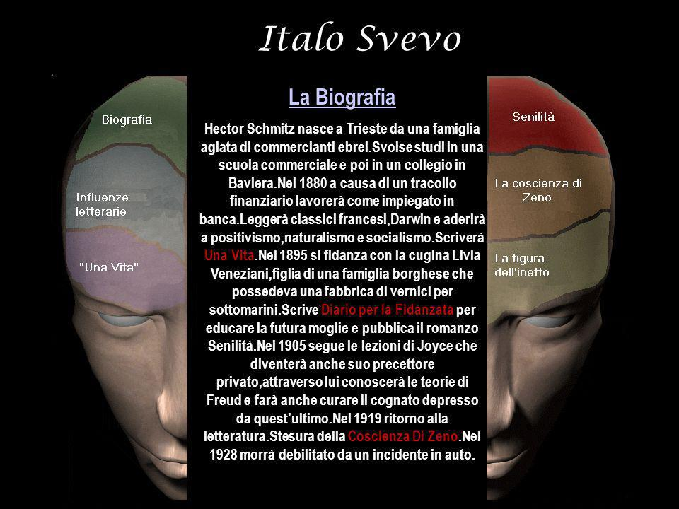 Italo Svevo La Biografia