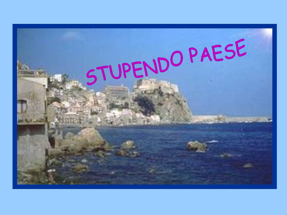 STUPENDO PAESE