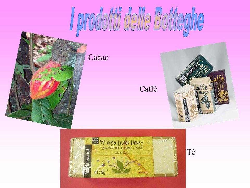 I prodotti delle Botteghe