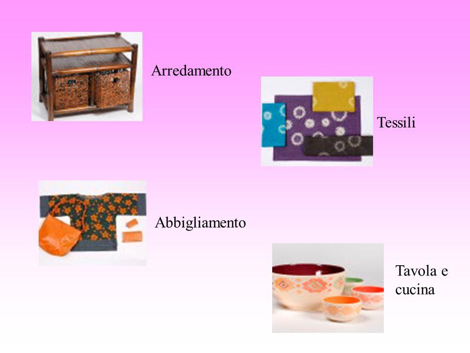 Arredamento Tessili Abbigliamento Tavola e cucina