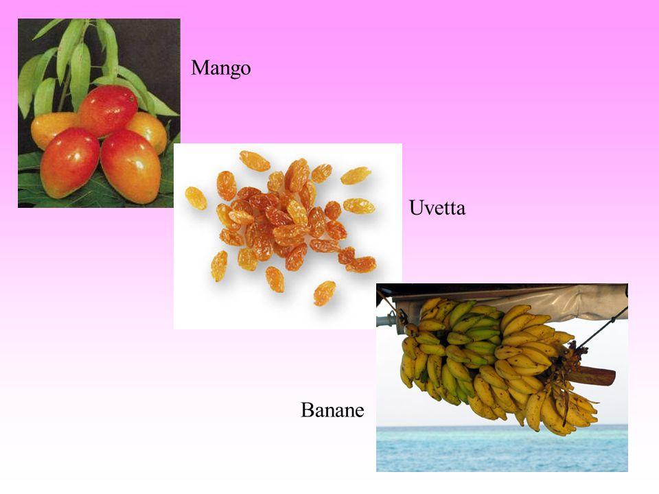 Mango Uvetta Banane