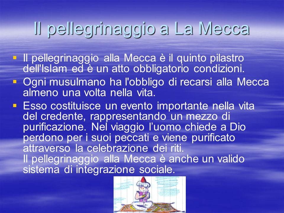 Il pellegrinaggio a La Mecca