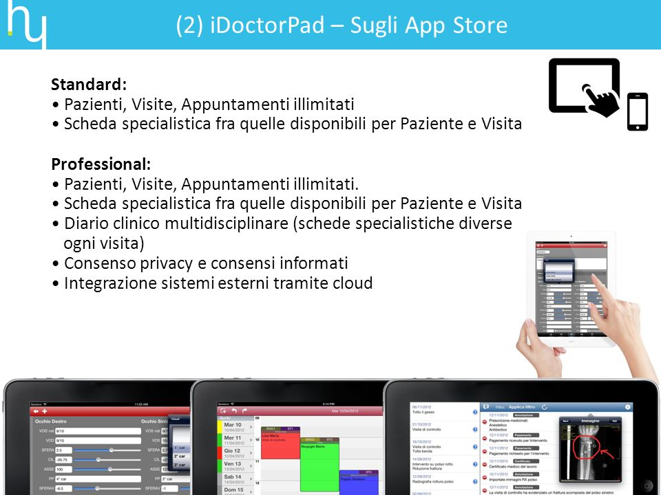(2) iDoctorPad – Sugli App Store