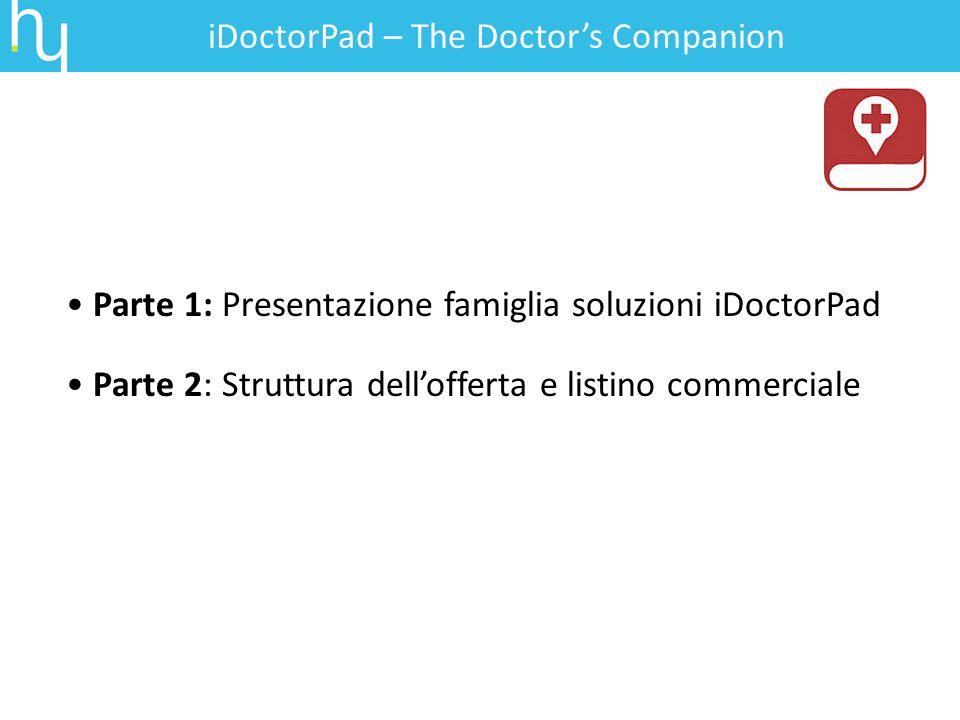 iDoctorPad – The Doctor's Companion