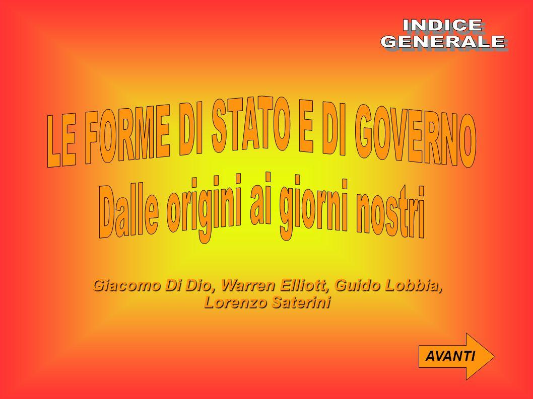Giacomo Di Dio, Warren Elliott, Guido Lobbia, Lorenzo Saterini