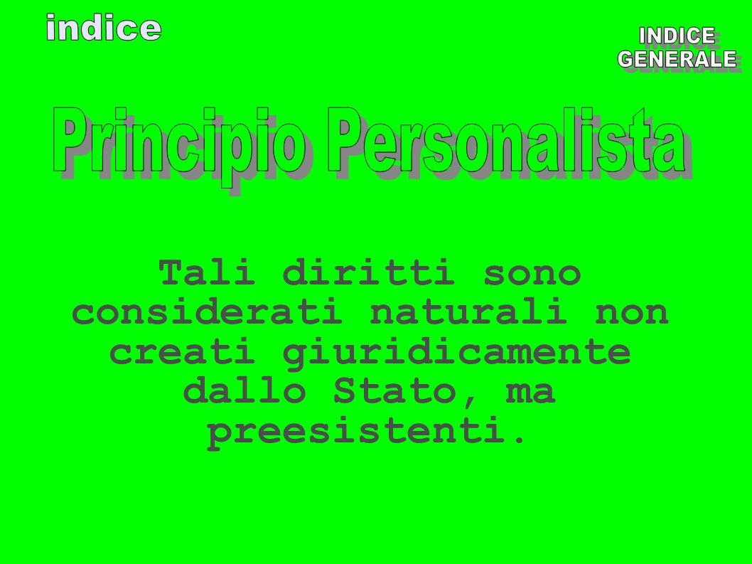 Principio Personalista