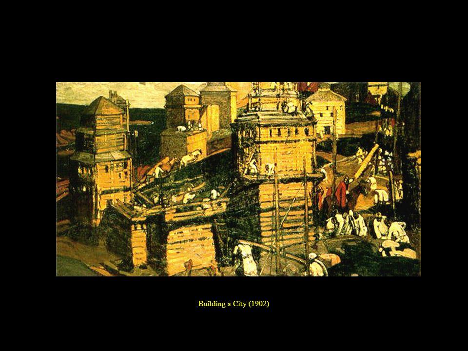 Building a City (1902)