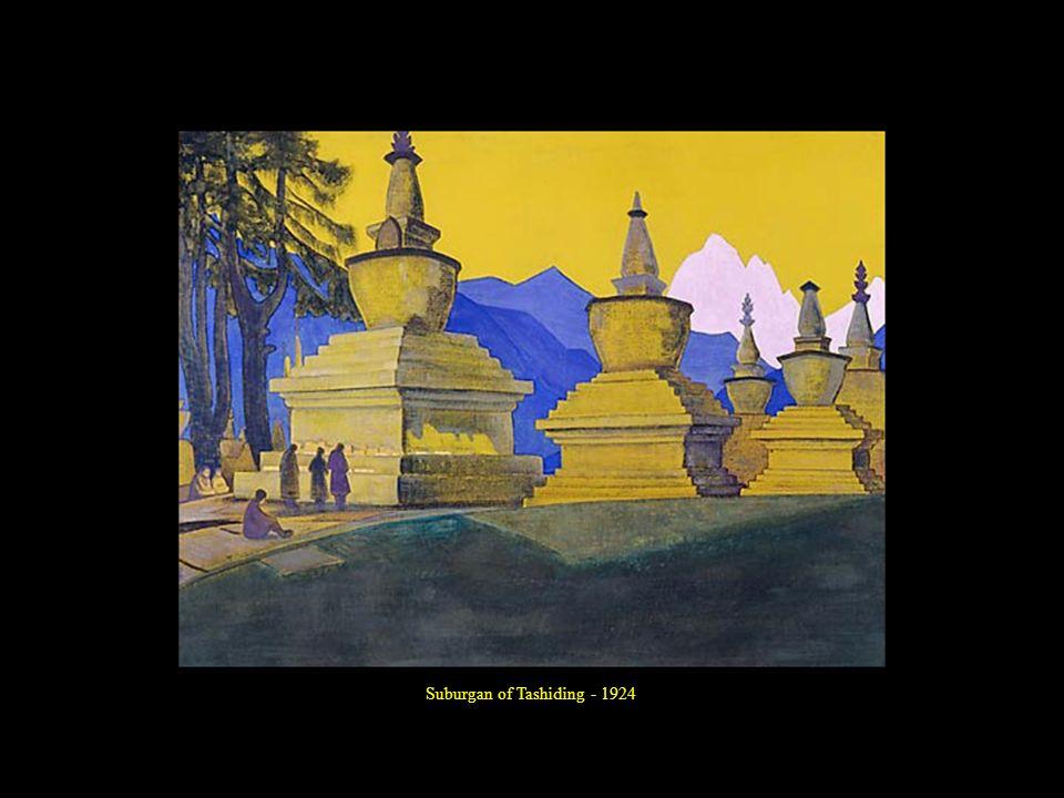 Suburgan of Tashiding - 1924
