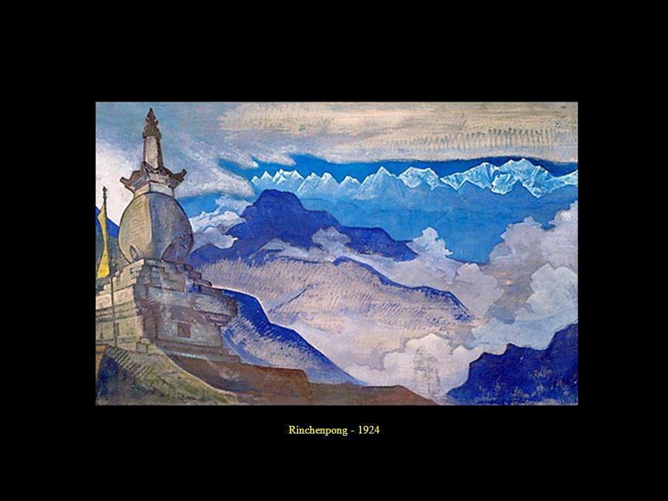Rinchenpong - 1924