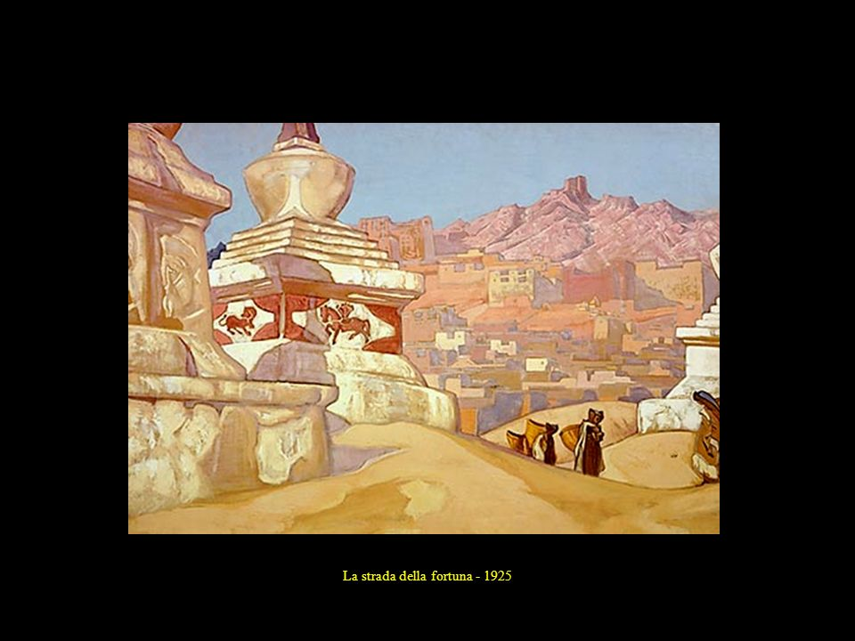 La strada della fortuna - 1925