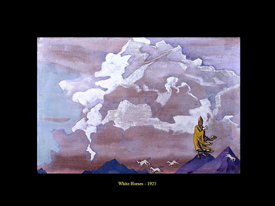 White Horses - 1925
