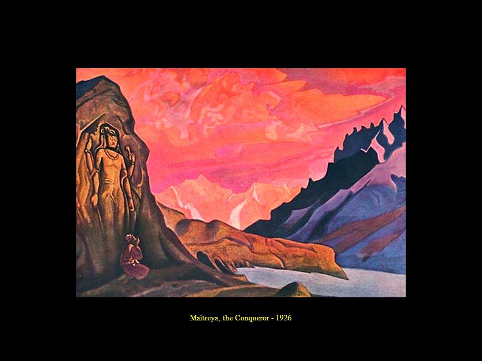 Maitreya, the Conqueror - 1926