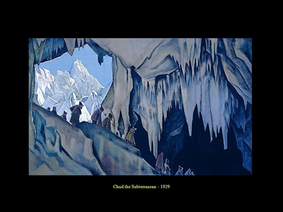 Chud the Subterranean - 1929