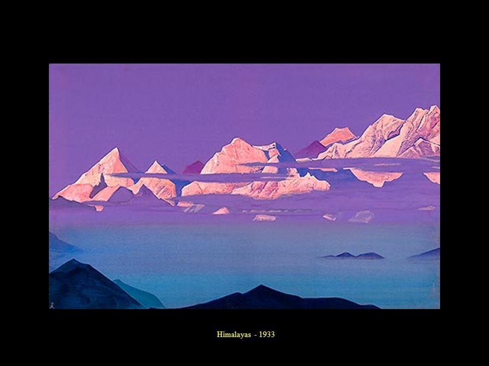 Himalayas - 1933