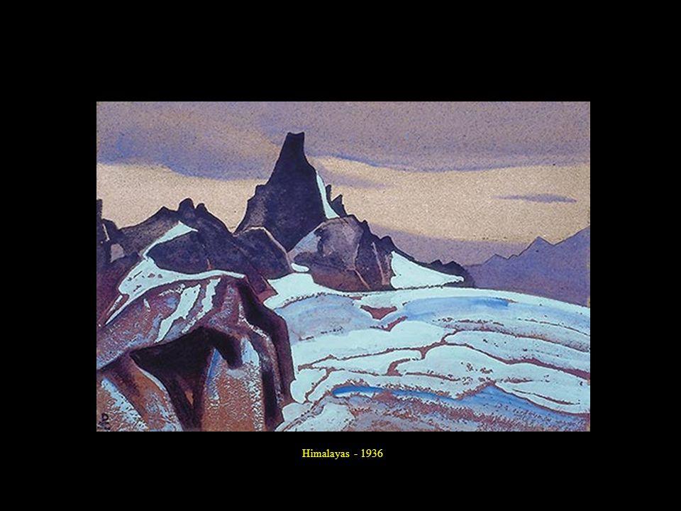 Himalayas - 1936