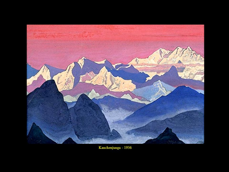 Kanchenjunga - 1936