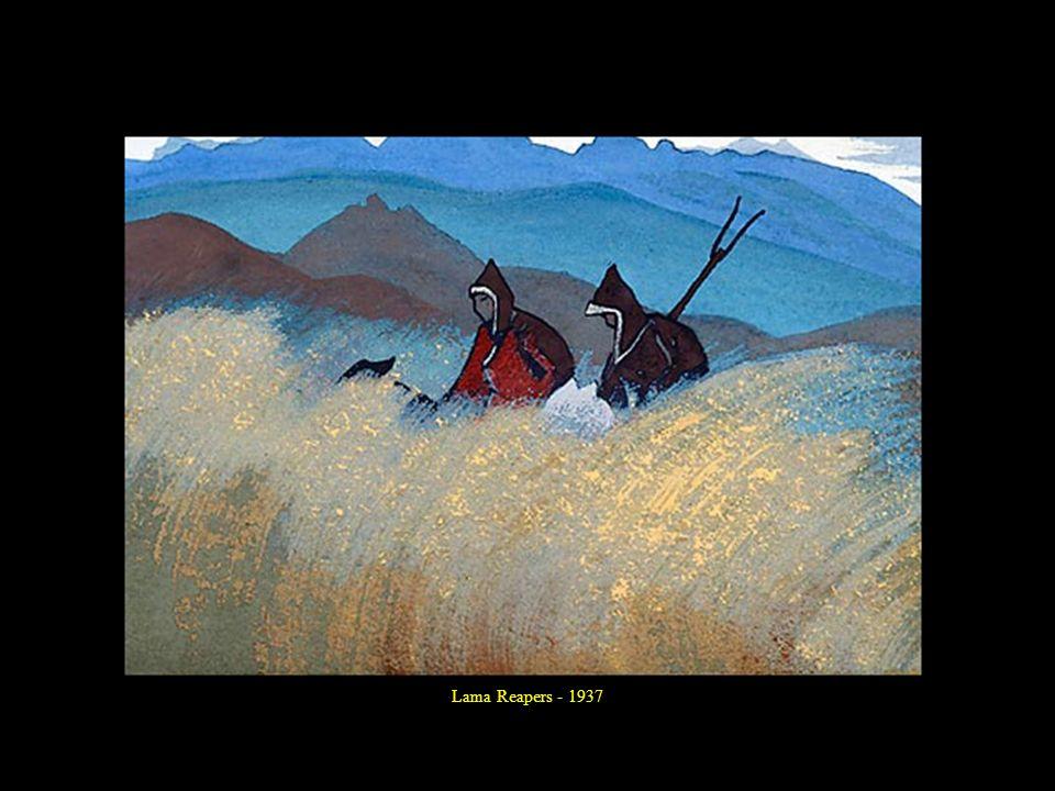 Lama Reapers - 1937