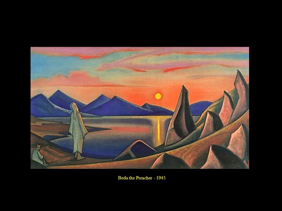 Beda the Preacher - 1945