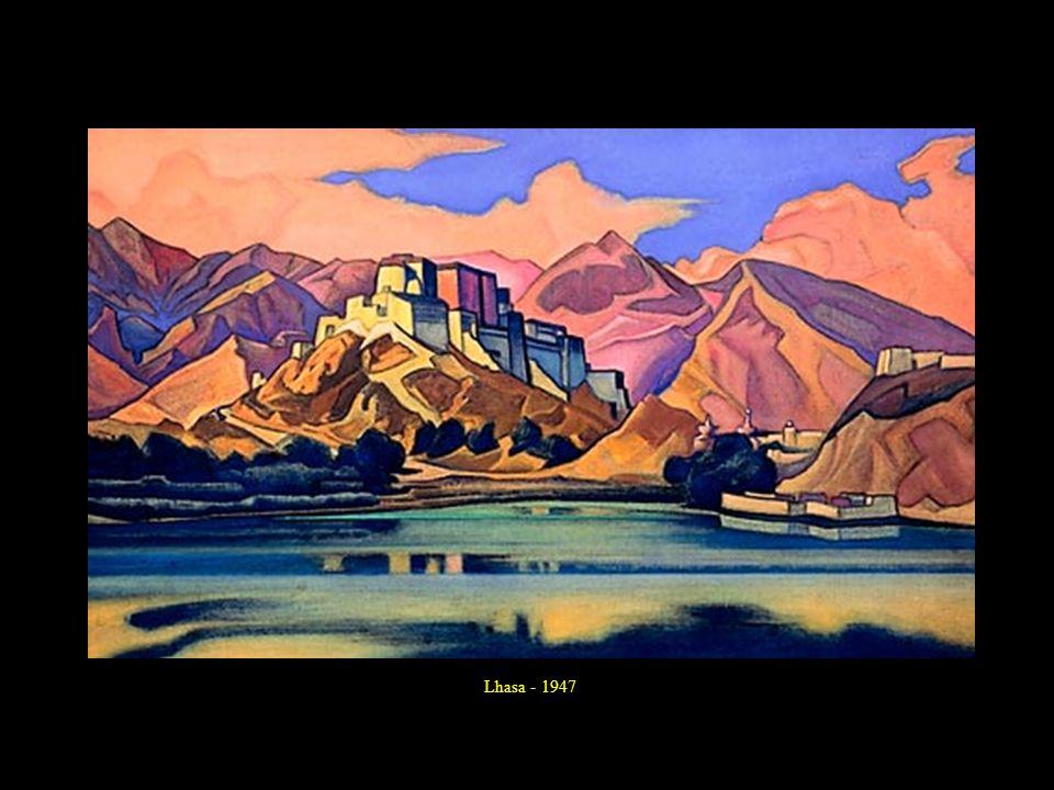 Lhasa - 1947