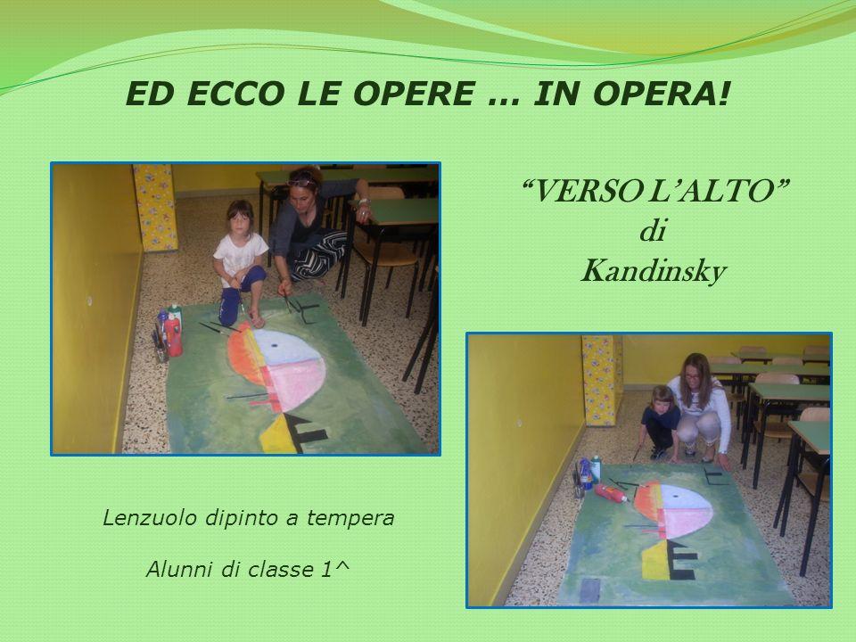 ED ECCO LE OPERE … IN OPERA!