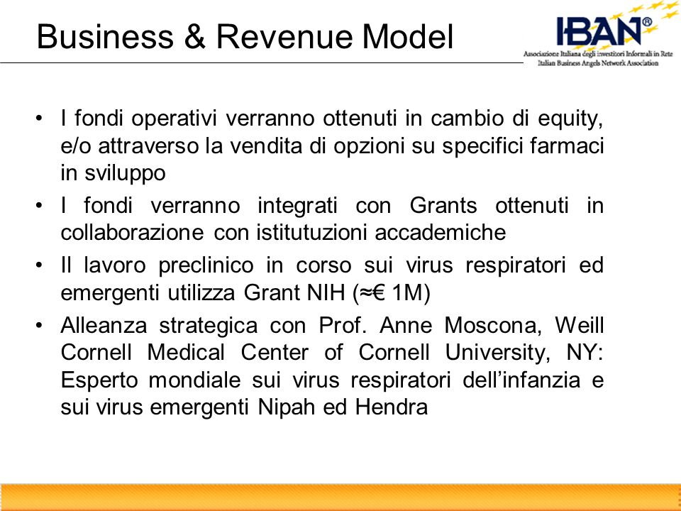 Business & Revenue Model