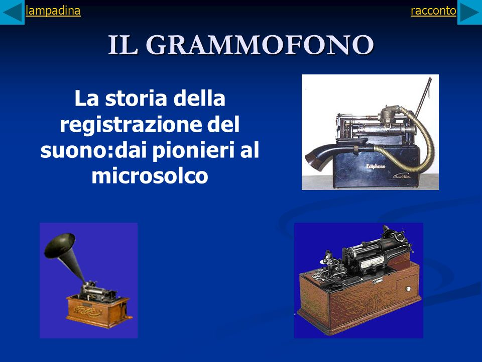 La storia della registrazione del suono:dai pionieri al microsolco
