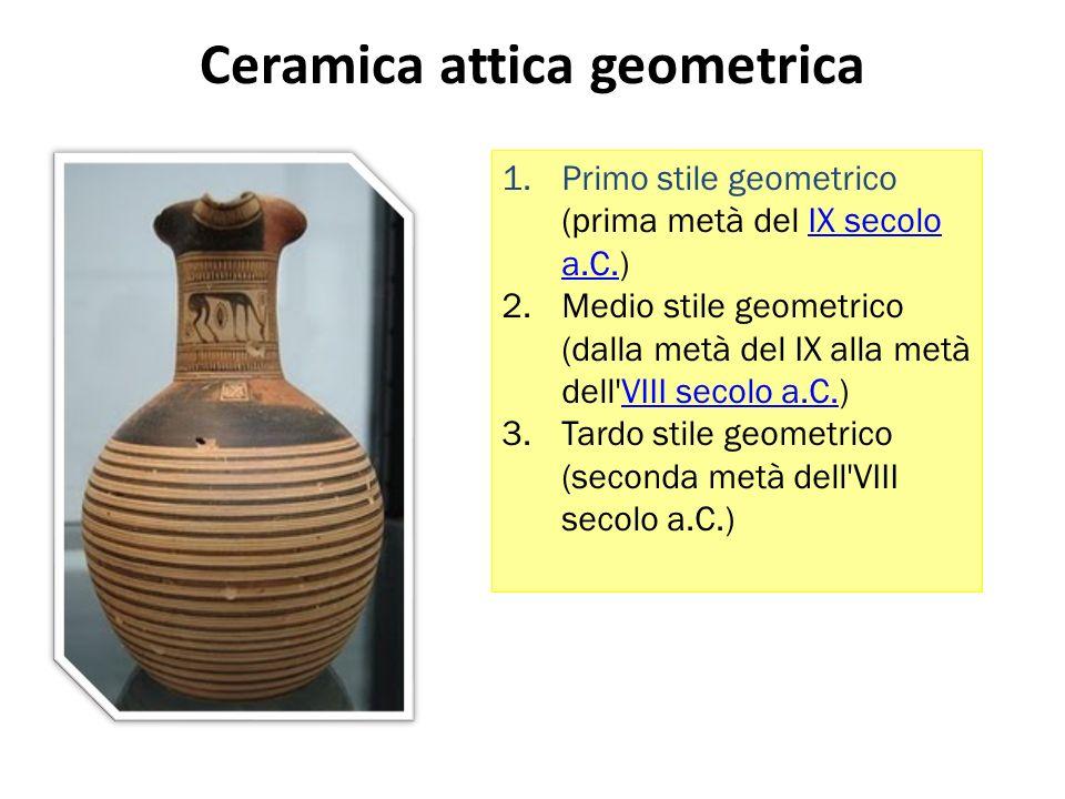 Ceramica attica geometrica