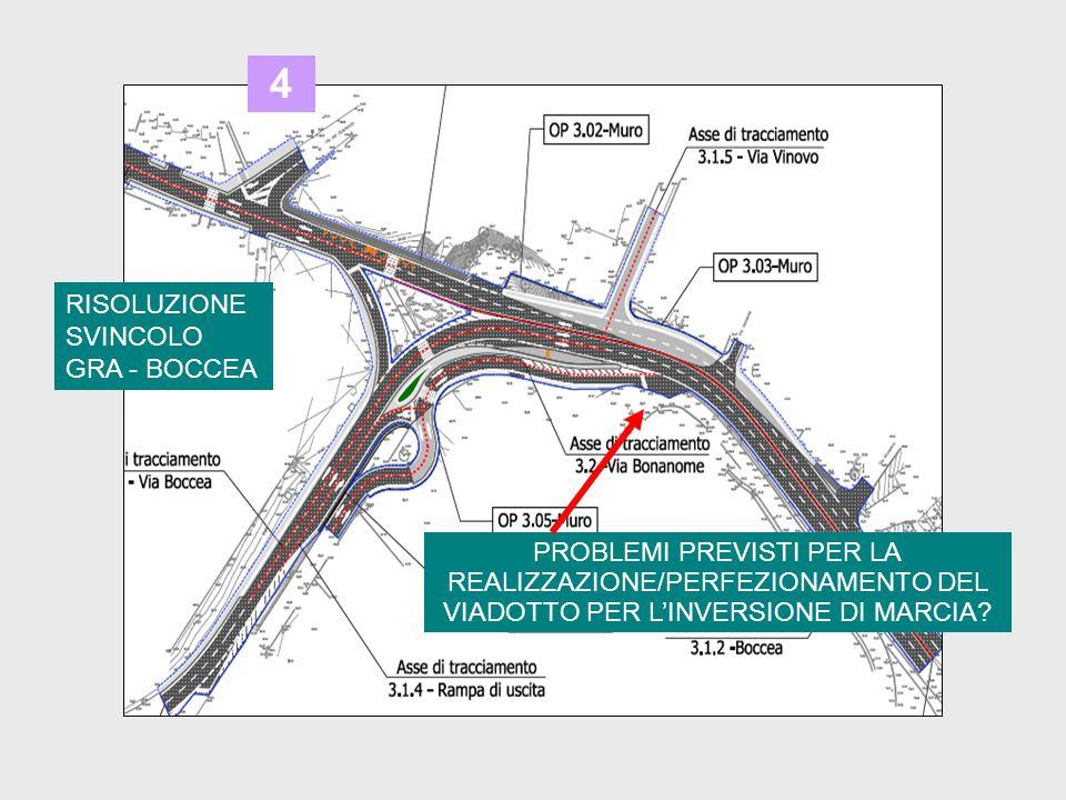 4 RISOLUZIONE SVINCOLO GRA - BOCCEA