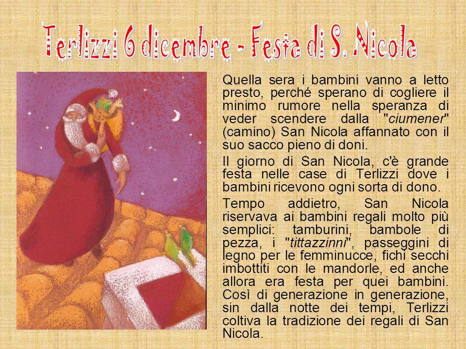 Terlizzi 6 dicembre - Festa di S. Nicola