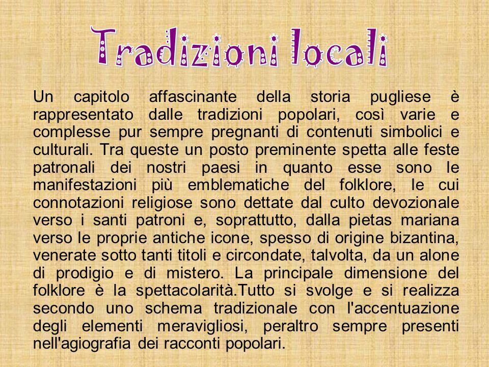 Tradizioni locali