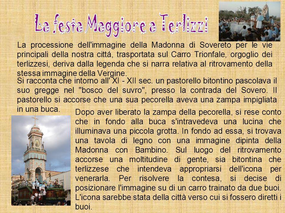 La festa Maggiore a Terlizzi