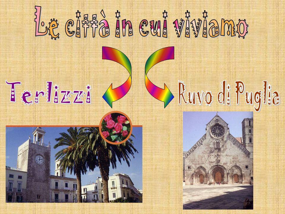 Le città in cui viviamo Terlizzi Ruvo di Puglia