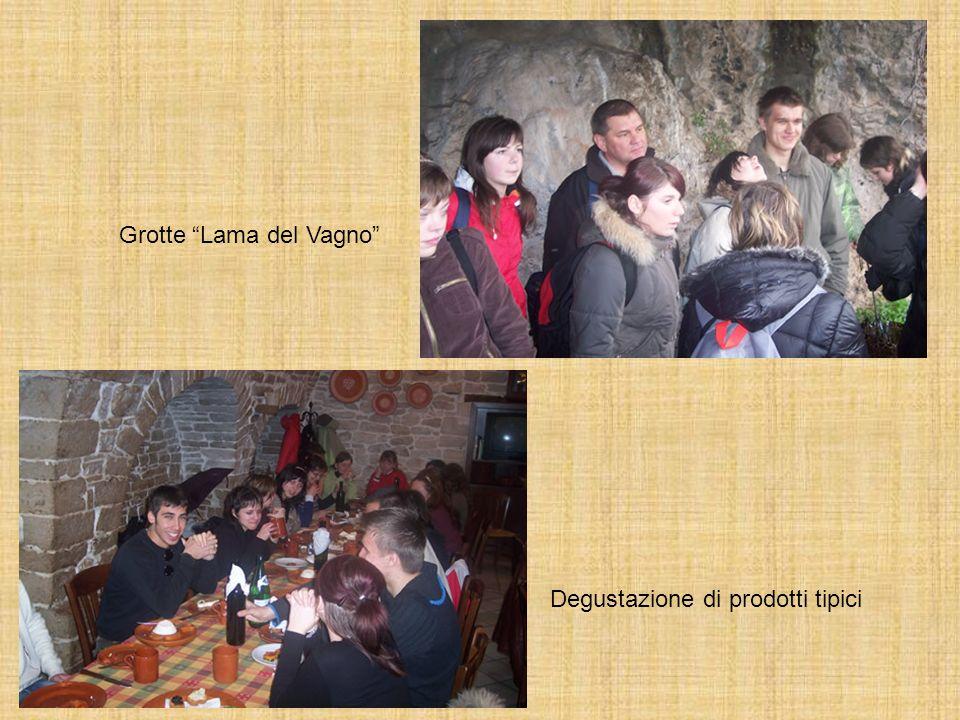 Grotte Lama del Vagno
