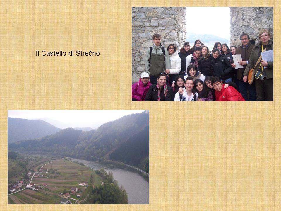 Il Castello di Strečno