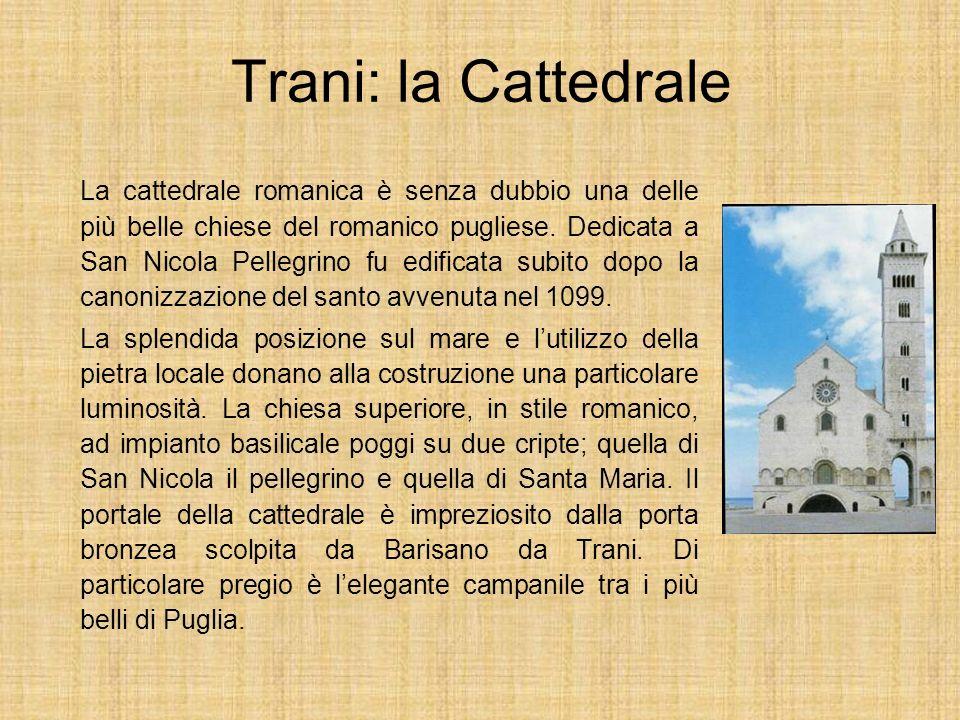 Trani: la Cattedrale