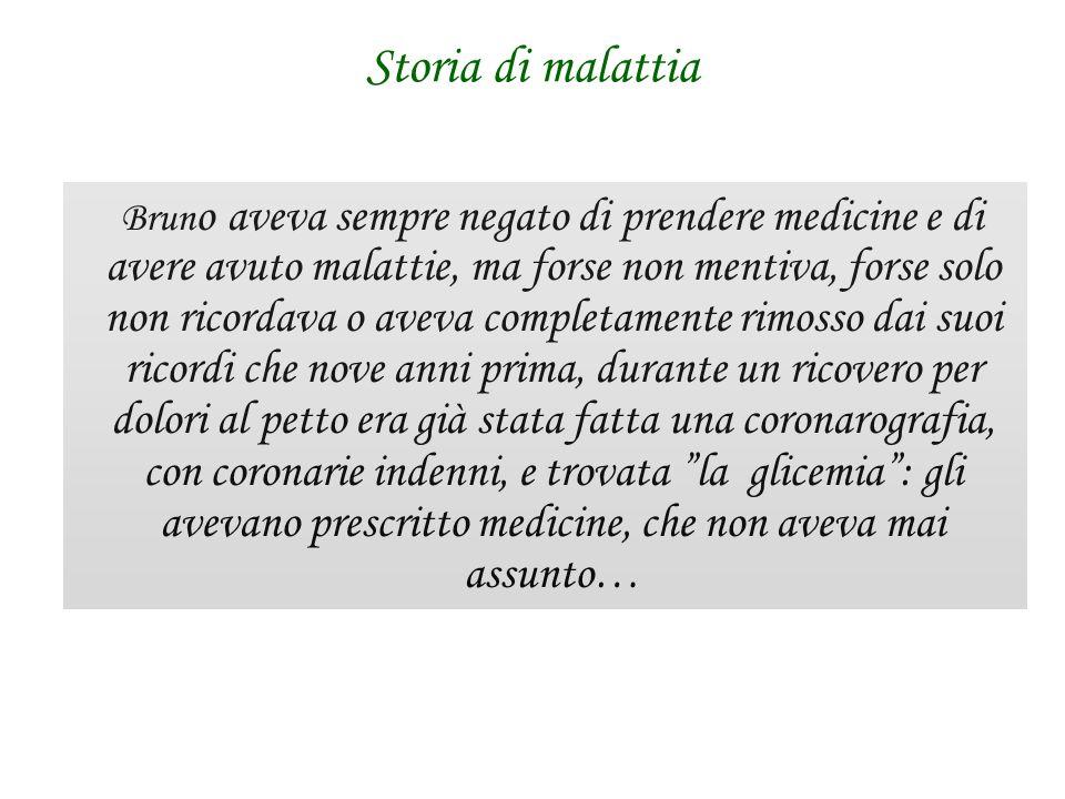 Storia di malattia