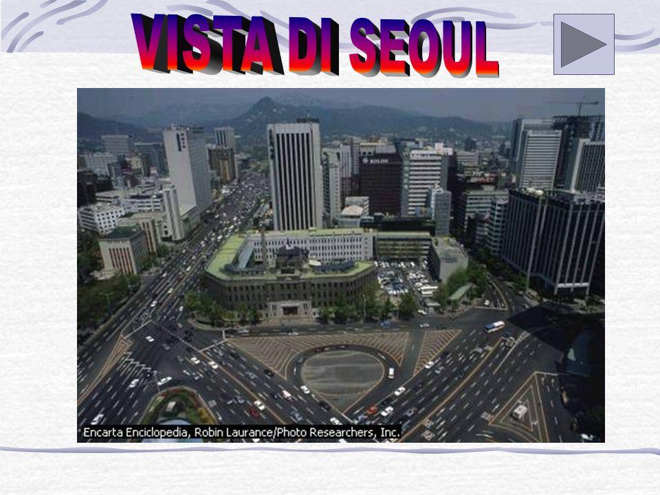 VISTA DI SEOUL