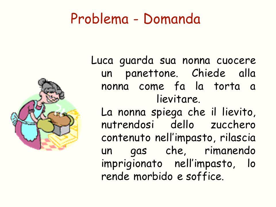 Problema - Domanda