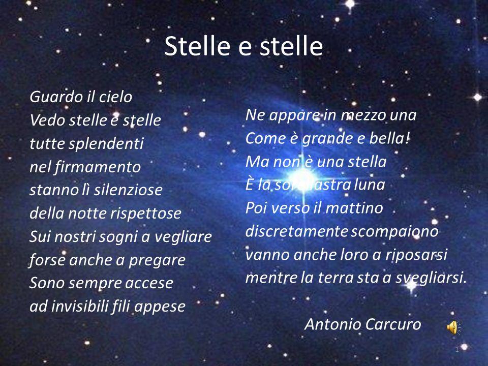 Stelle e stelle