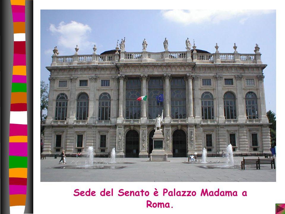 La classe v a alla scoperta dello stato presenta ppt for Sede senato italiano