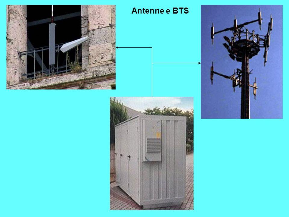 Antenne e BTS BTS