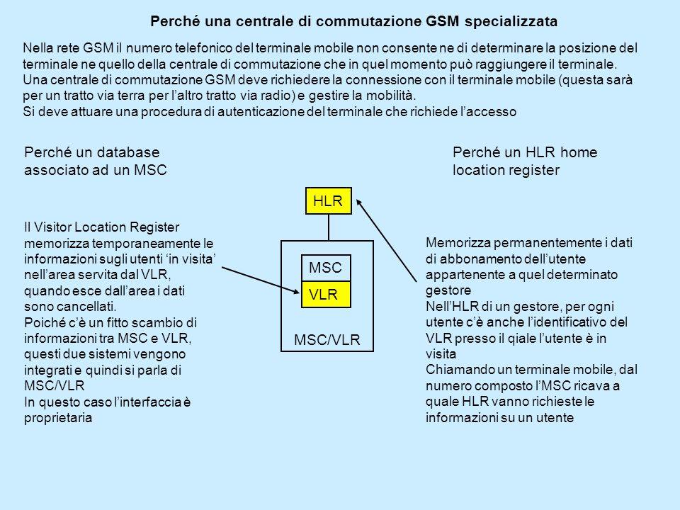 Perché una centrale di commutazione GSM specializzata